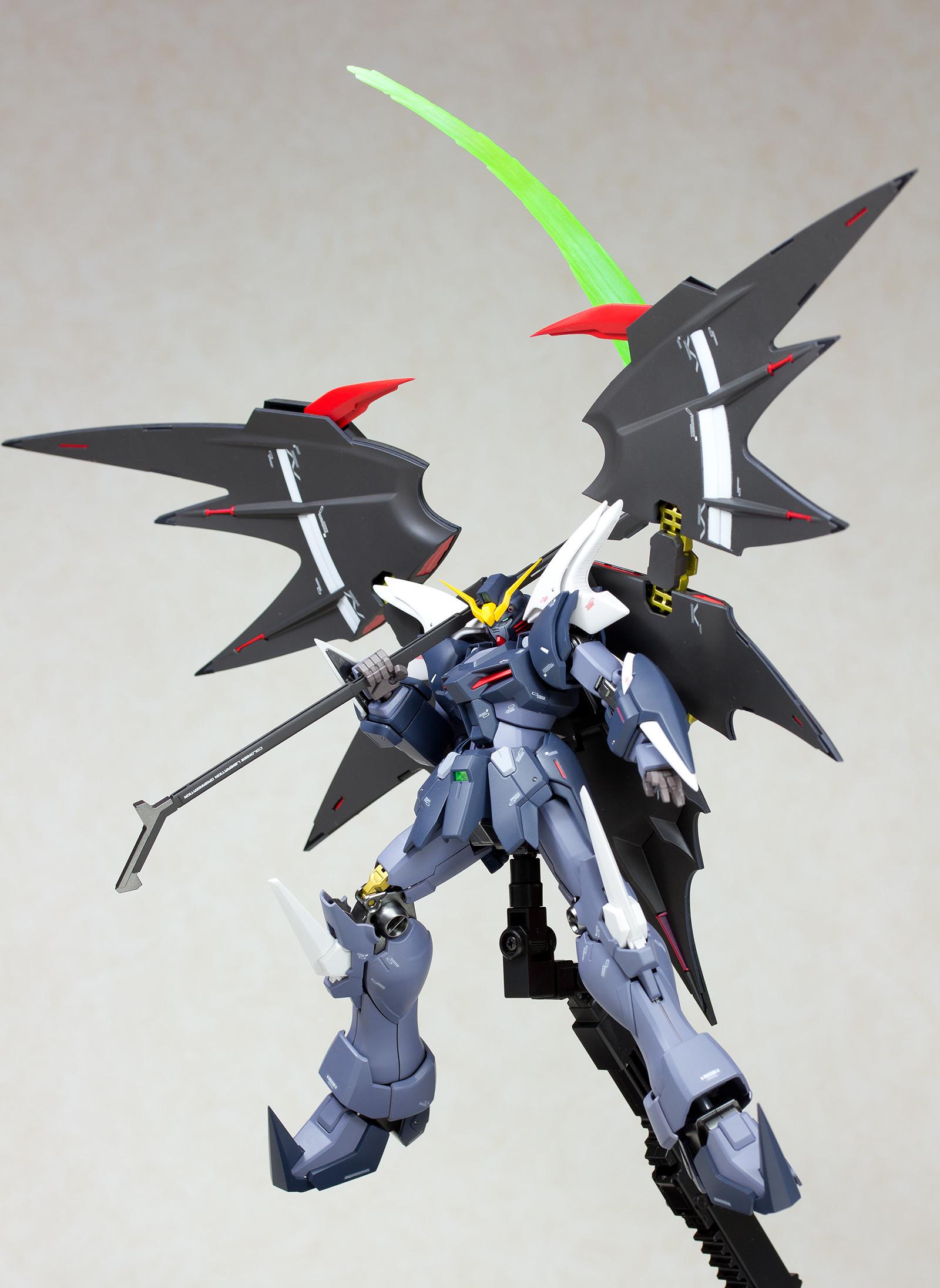 MG XXXG-01D2 Gundam Deathscythe Hell: