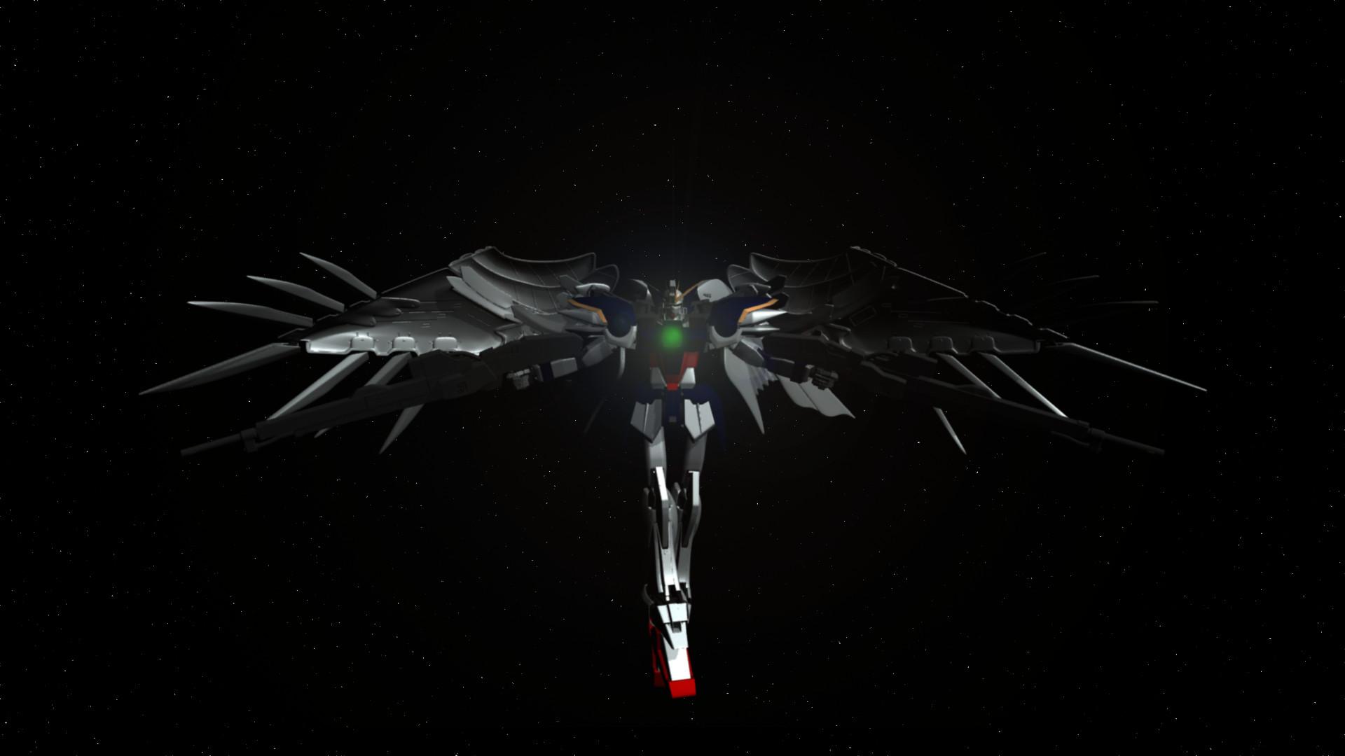 Gundam Wing Zero Wallpapers – Wallpaper Cave