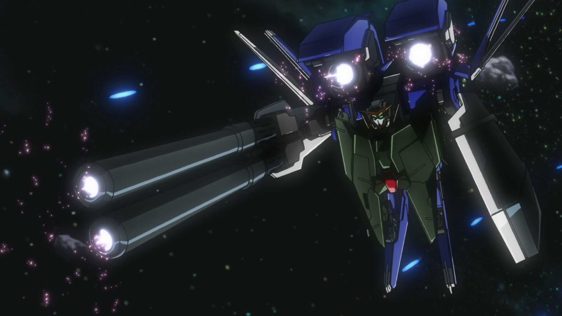 Image – GN Arms Type D Charging.jpg | The Gundam Wiki | FANDOM powered by  Wikia