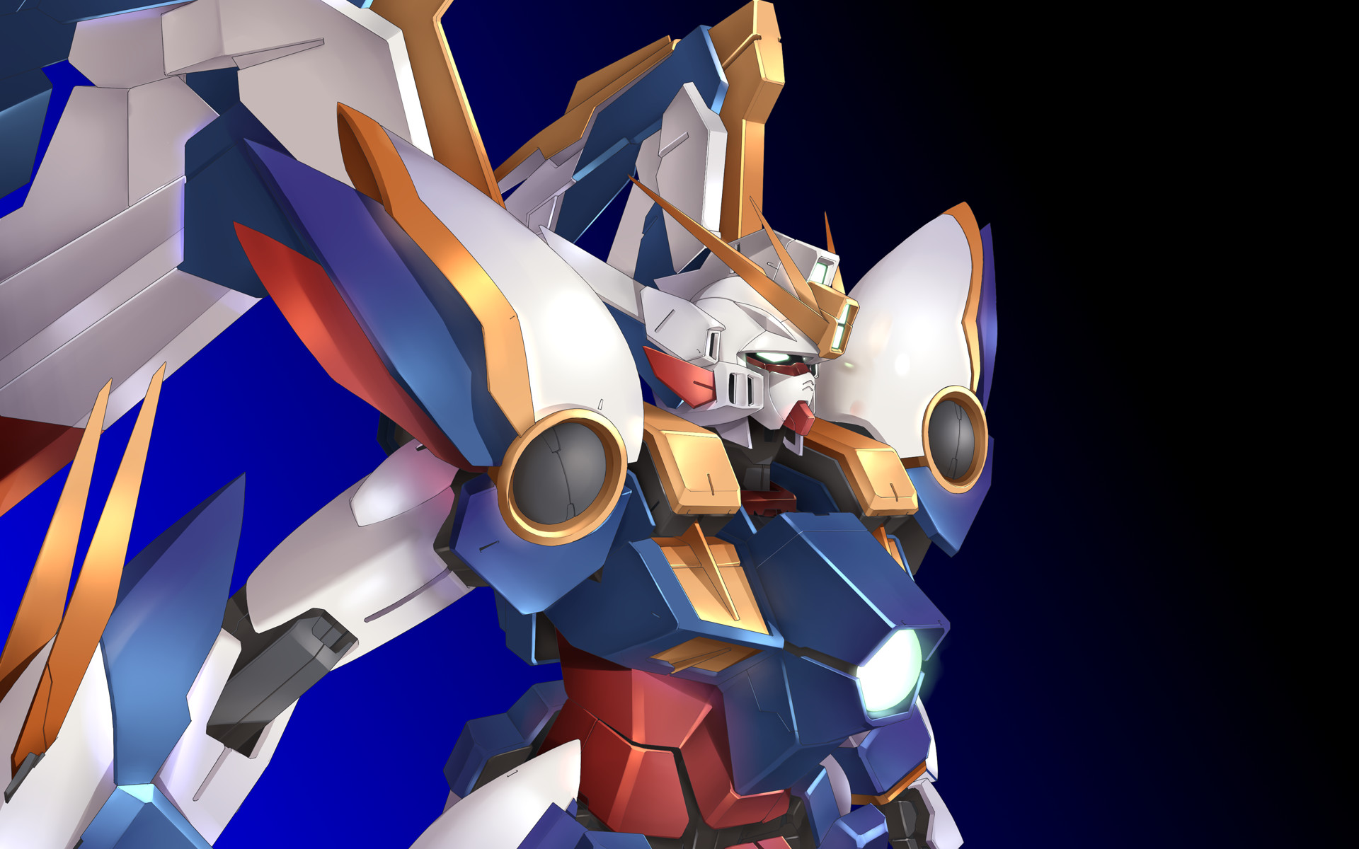 Mobile Suit Gundam Wing Wallpaper 19 | HD Desktop Wallpapers