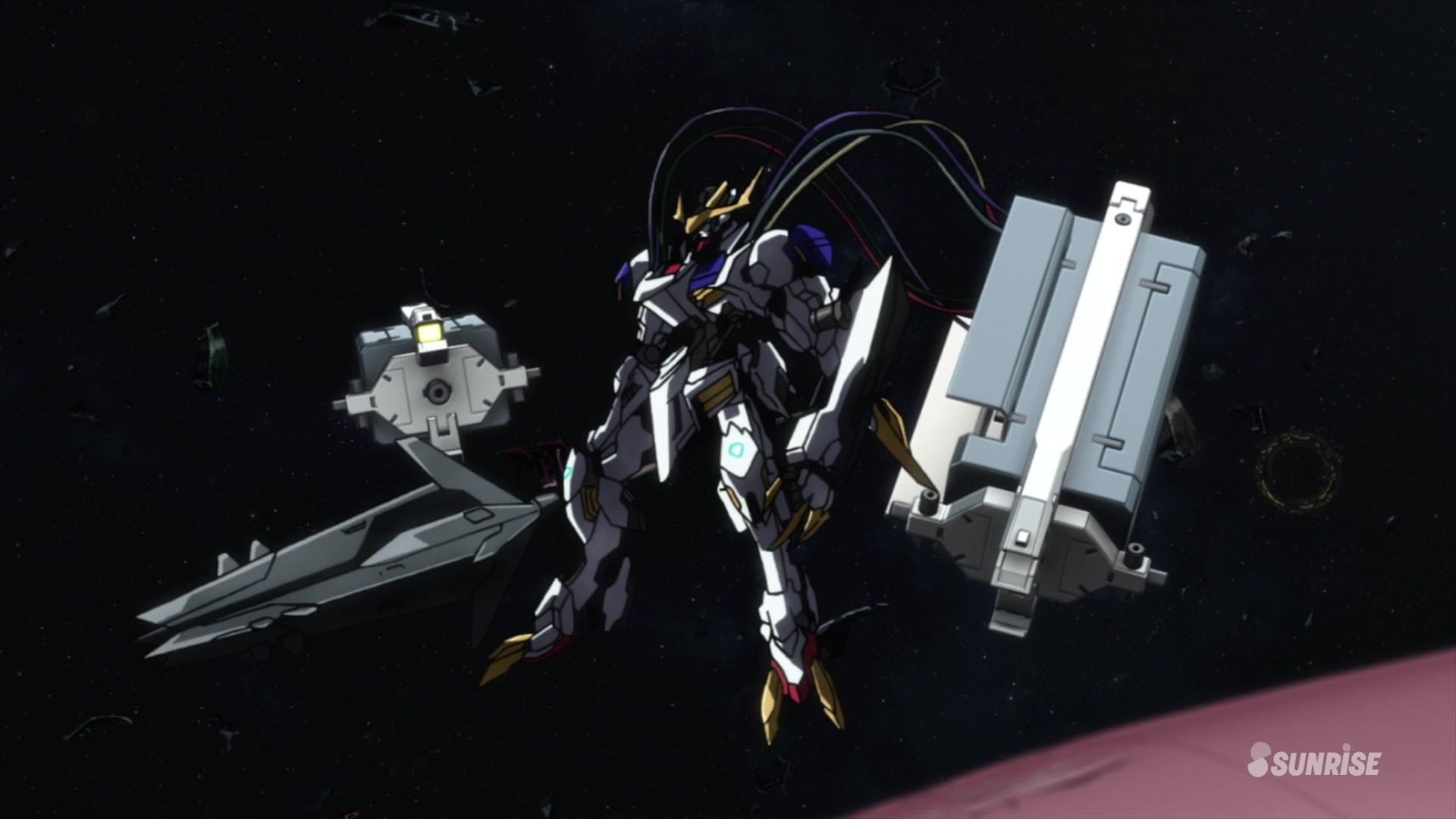 ASW-G-08 Gundam Barbatos Lupus Rex (Episode 45).jpg | The Gundam Wiki |  FANDOM powered by Wikia