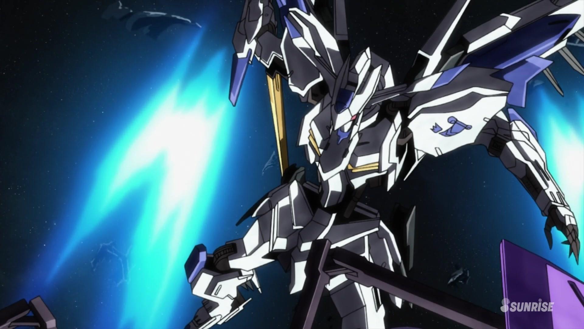Image – ASW-G-01 Gundam Bael (Episode 46) Valkyrja Blade (9).jpg | The  Gundam Wiki | FANDOM powered by Wikia