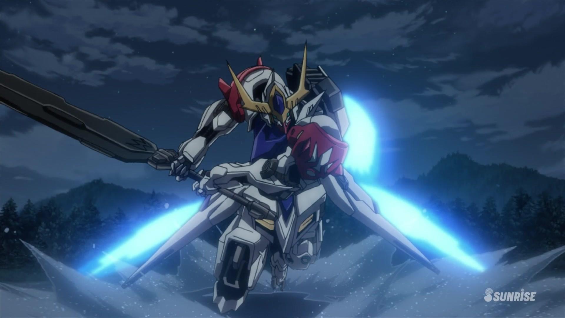 Image – ASW-G-08 Gundam Barbatos Lupus (episode 32) Sword-Mace (2).jpg |  The Gundam Wiki | FANDOM powered by Wikia
