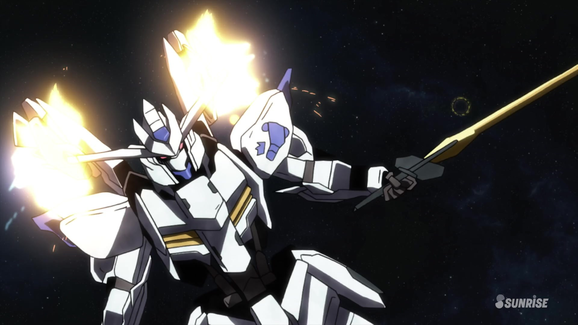 Image – ASW-G-01 Gundam Bael (Episode 46).jpg | The Gundam Wiki | FANDOM  powered by Wikia