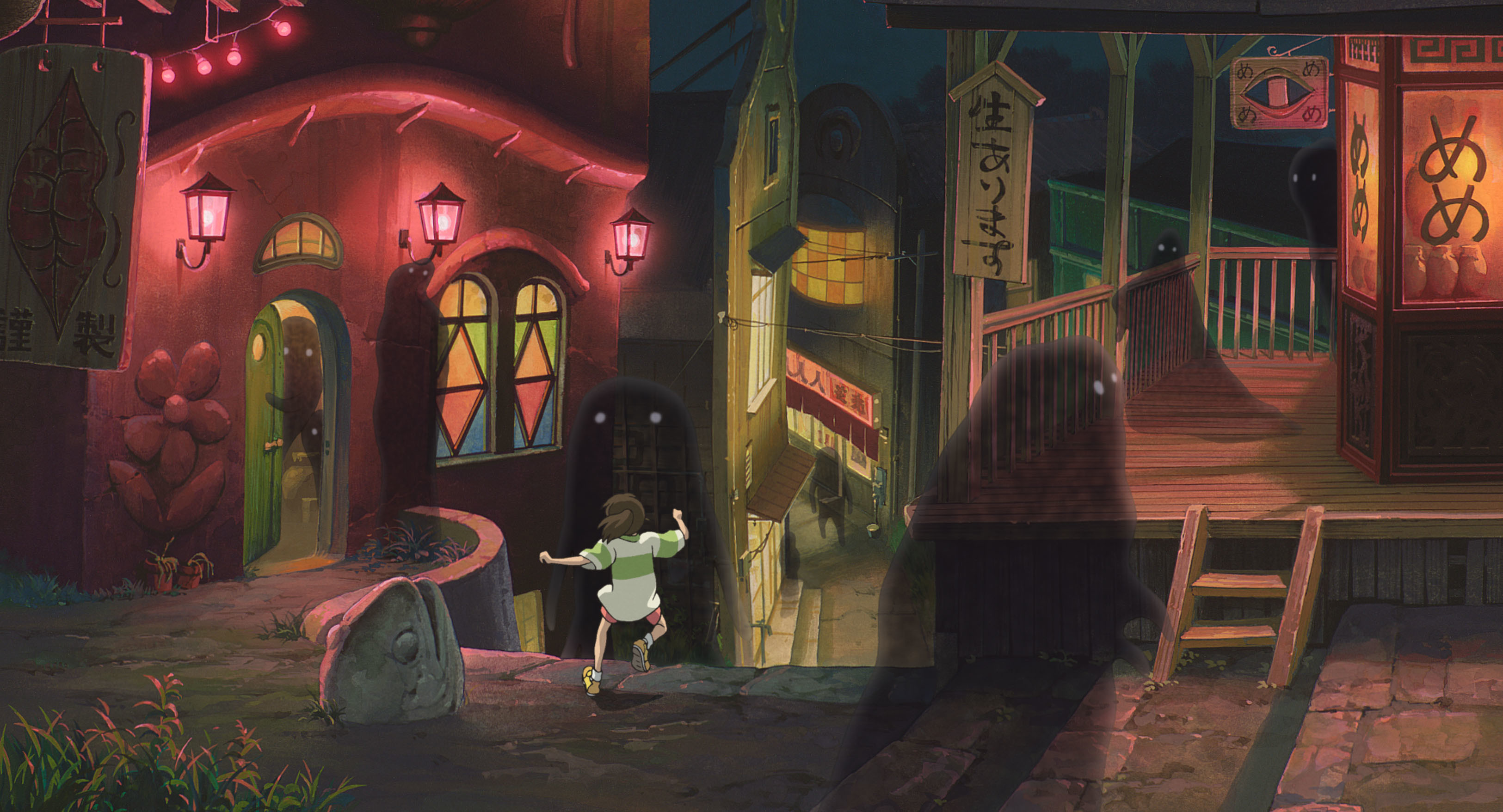 15 Chihiro (Spirited Away) HD Wallpapers | Backgrounds – Wallpaper Abyss