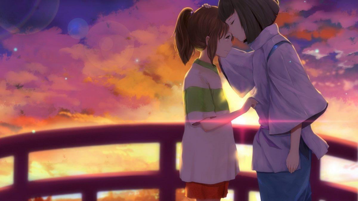Studio Ghibli, Spirited Away, Anime Wallpapers HD ...