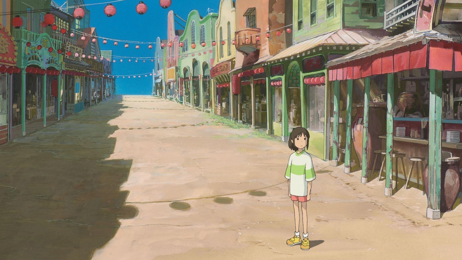 Studio Ghibli, Spirited Away Wallpapers HD / Desktop and Mobile Backgrounds