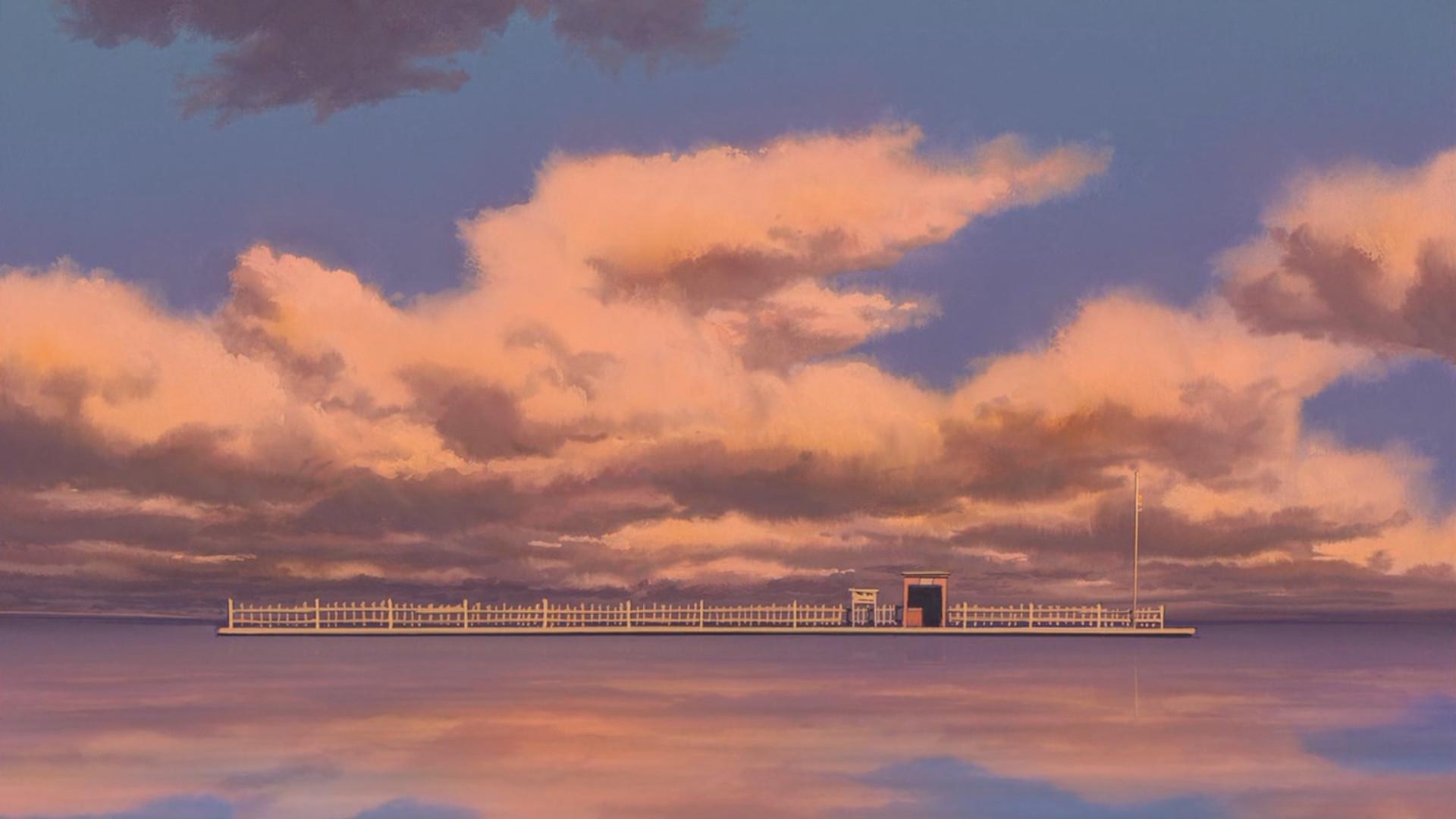The Sixth Station, Miyazaki's Spirited Away