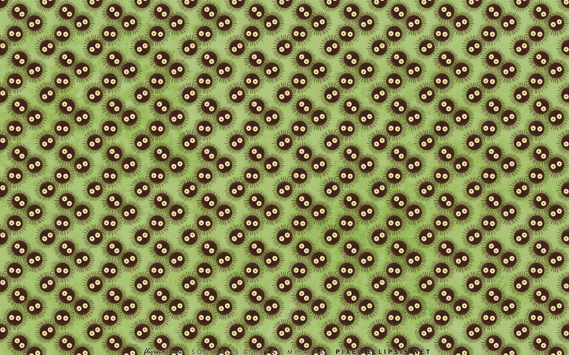 Sootballs Spirited Away Wallpaper