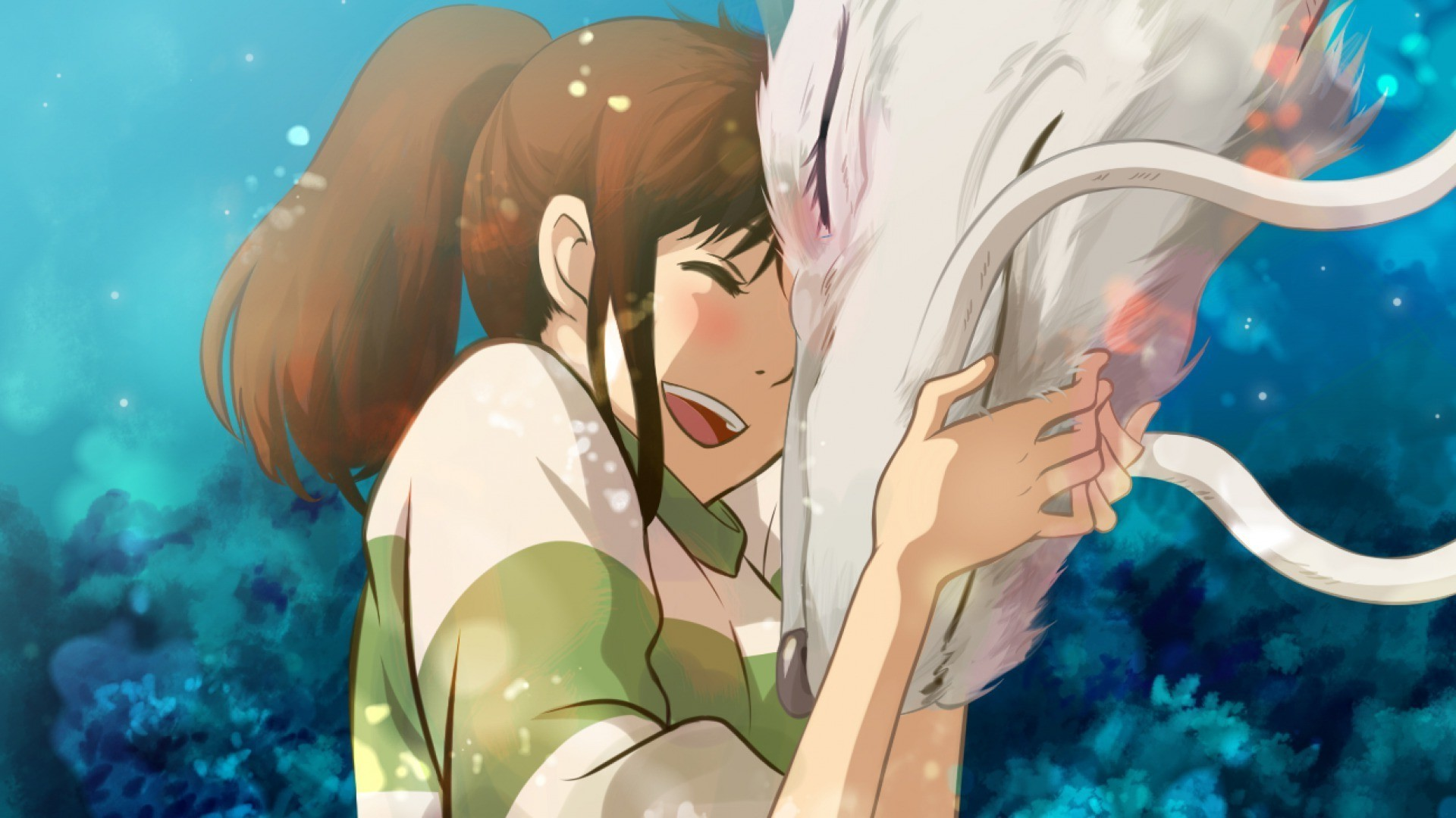 Studio Ghibli, Spirited Away, Anime Wallpapers HD / Desktop and Mobile  Backgrounds