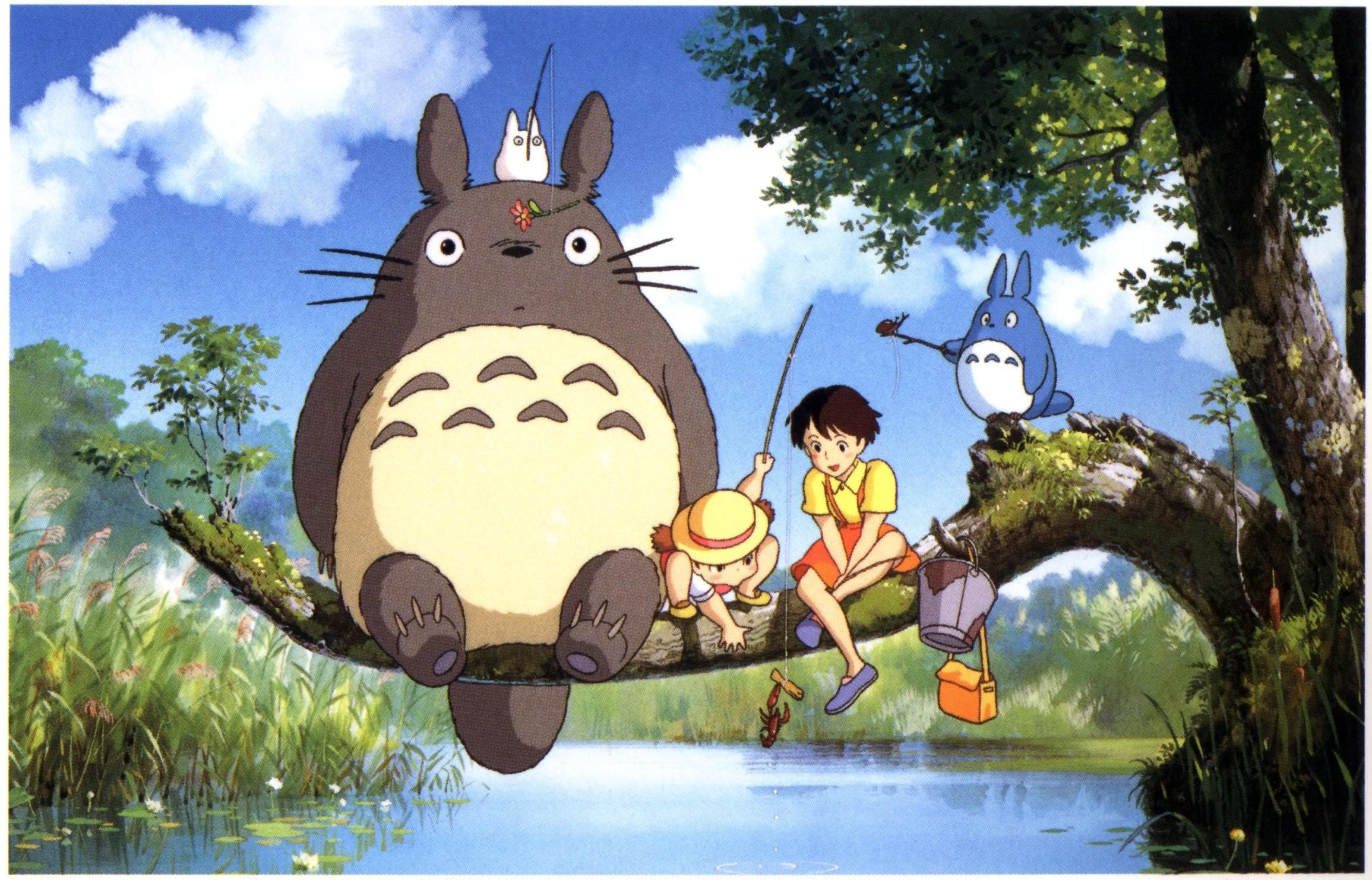 Studio Ghibli Totoro My Neighbor Spirited Away Sen To Chihiro No  Kamikakushi Howl's Moving Castle Kiki's Delivery Service Princess Mononoke  124724 …