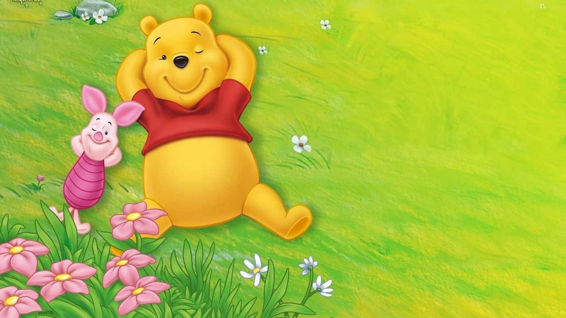 Download Winnie the Pooh Background Finest Anime Christmas Wallpaper In  Many Resolutions