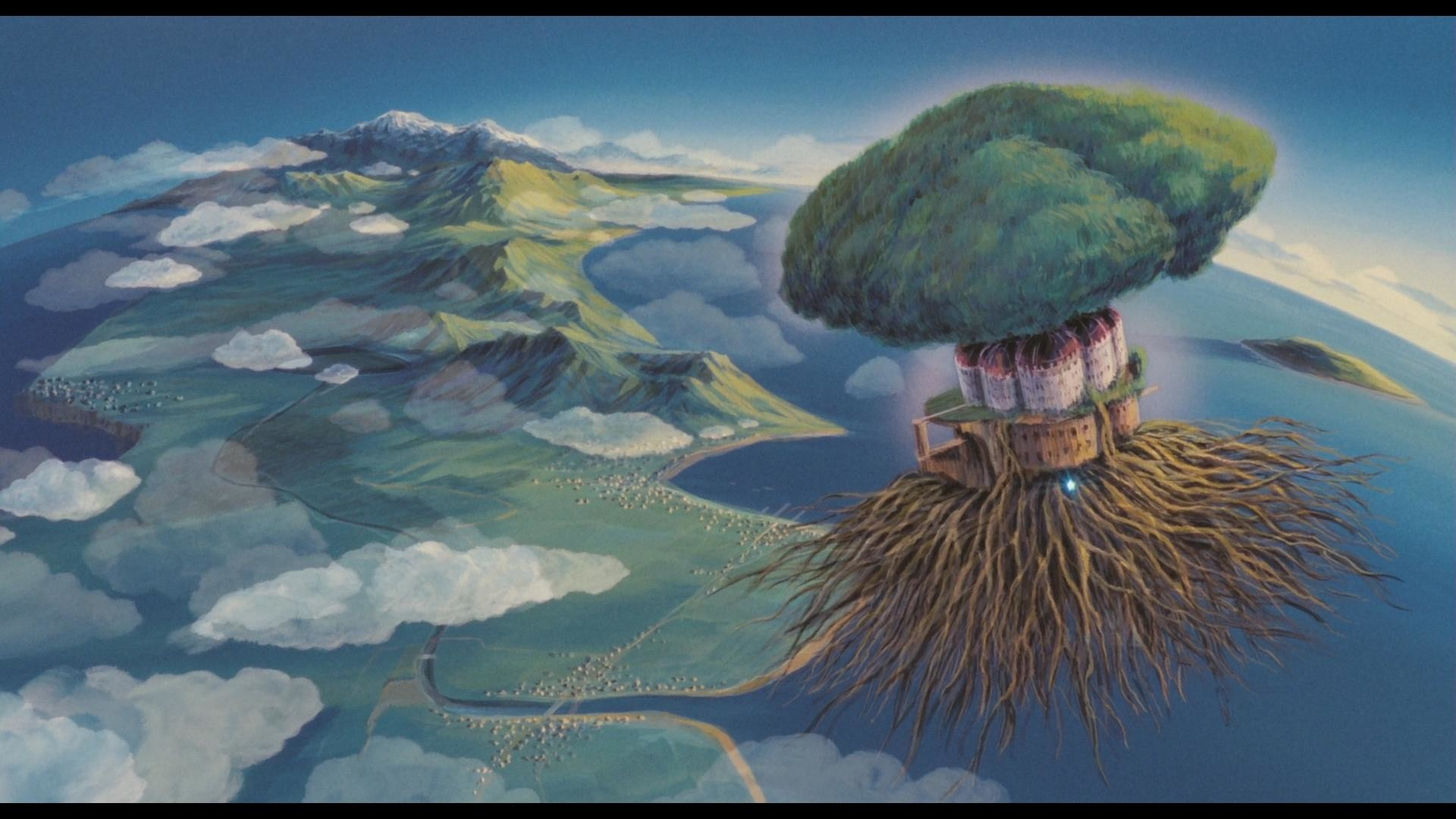 Castle in the Sky   Wallpapers   Wallpapers Pictures   Picc.it