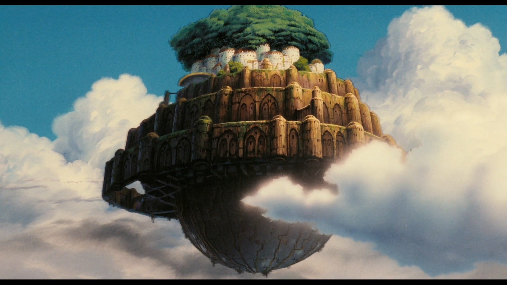 2017-03-07 – free wallpaper and screensavers for laputa castle in the sky