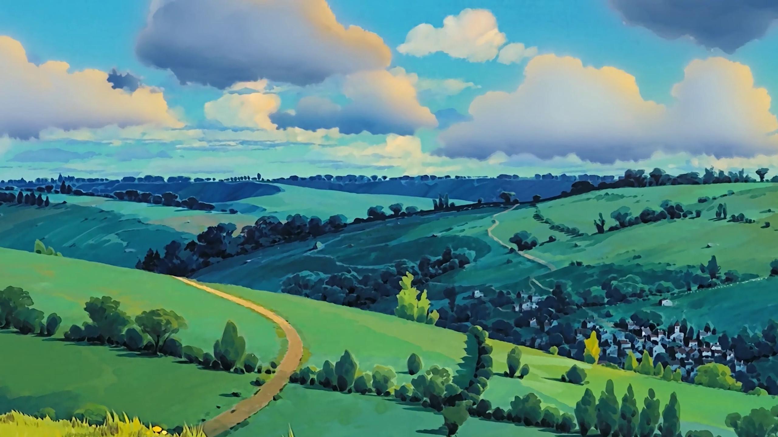 100 Studio Ghibli wallpapers – Album on Imgur