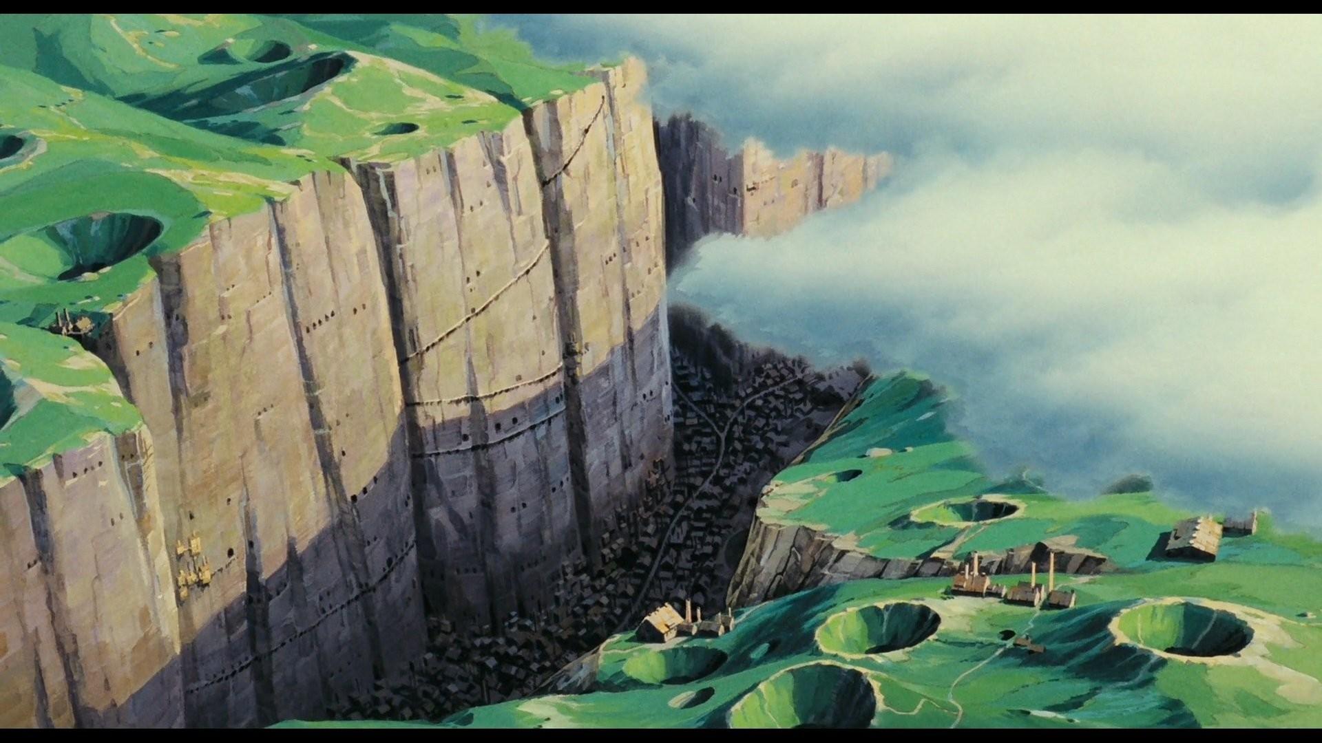 Movie – Laputa: Castle in the Sky Wallpaper