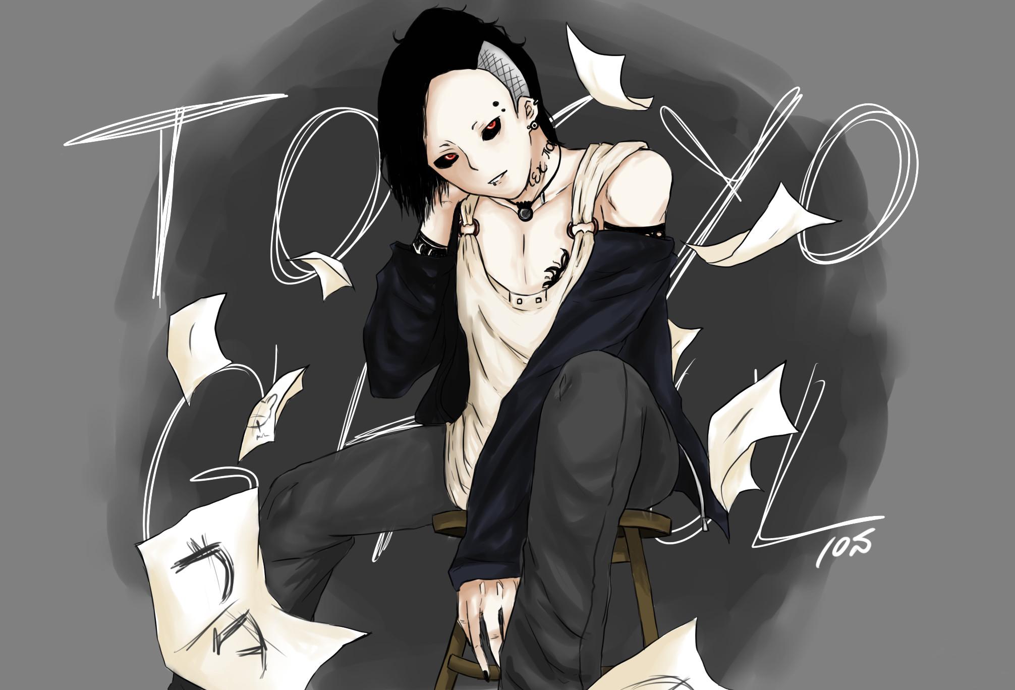 Uta – Tokyo Ghoul by Kuro2Shiro Uta – Tokyo Ghoul by Kuro2Shiro