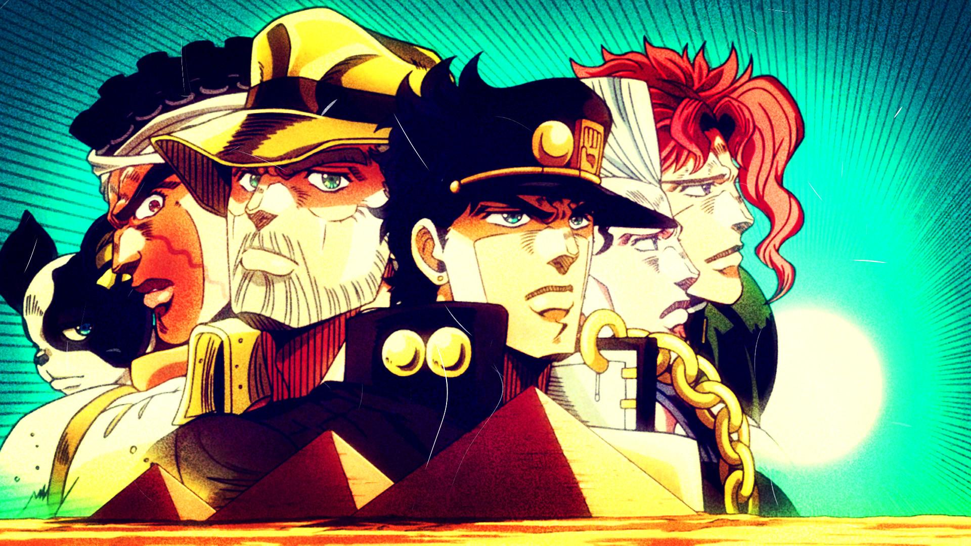 HD Wallpaper   Background ID:781524. Anime Jojo's Bizarre  Adventure
