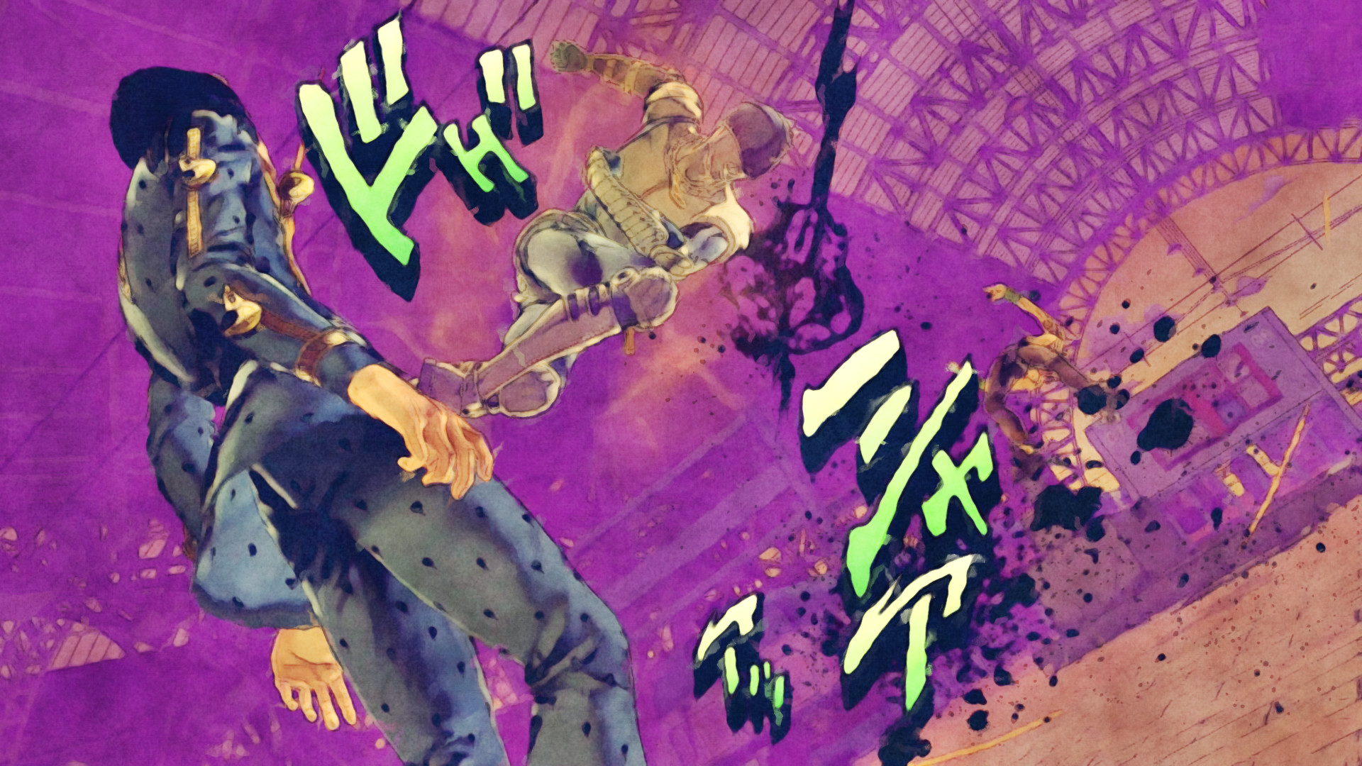 HD Wallpaper   Background ID:781161. Anime Jojo's Bizarre  Adventure