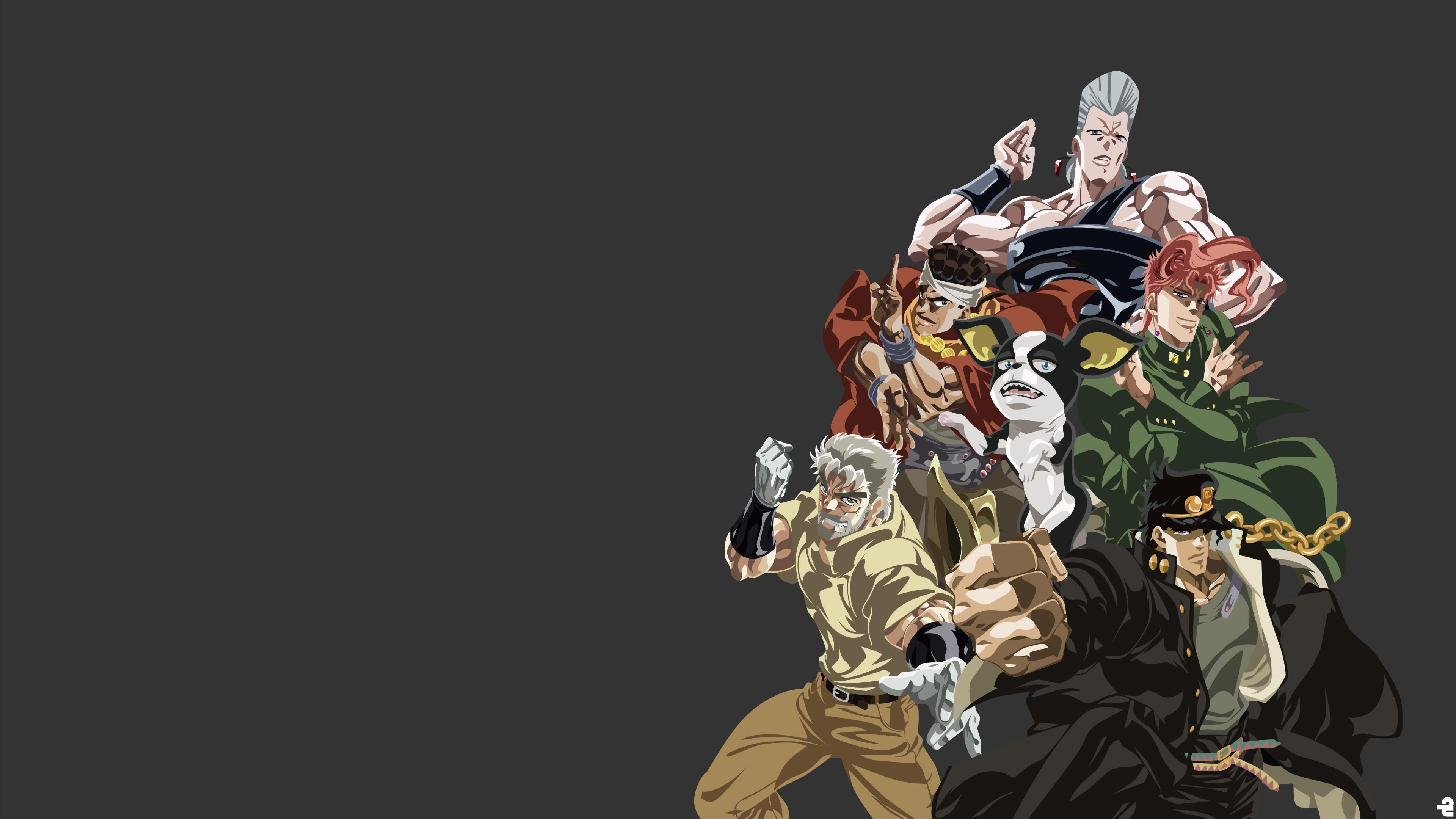 HD Wallpaper   Background ID:831577. Anime Jojo's Bizarre  Adventure