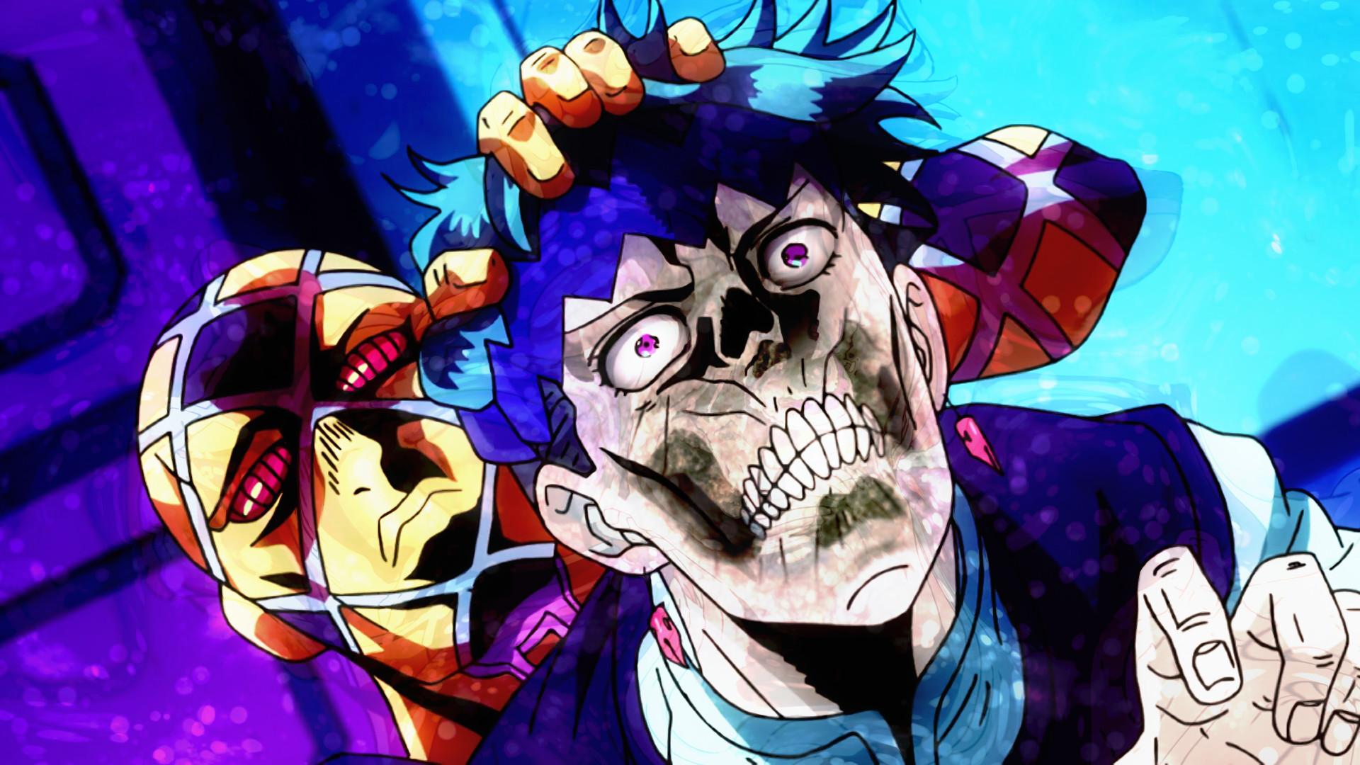 Anime – Jojo's Bizarre Adventure Rohan Kishibe Highway Star (Jojo's Bizarre  Adventure) Wallpaper