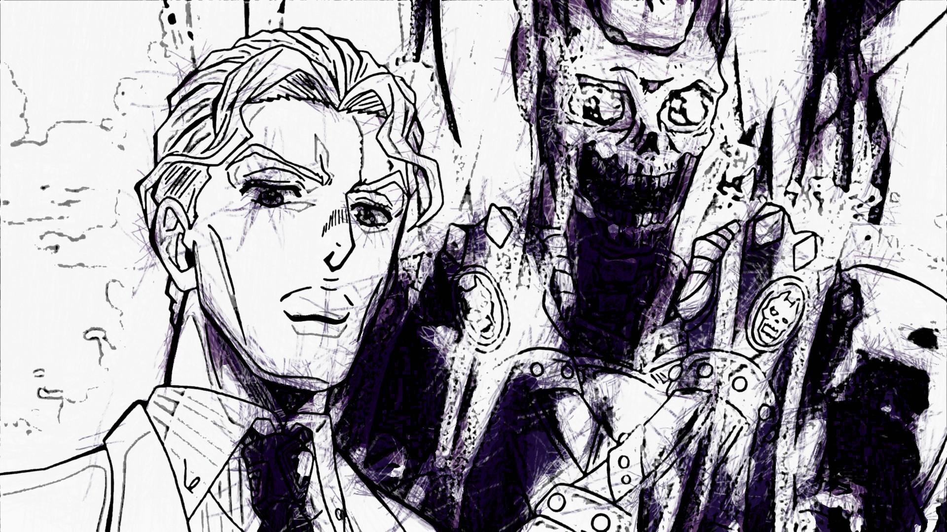 HD Wallpaper   Background ID:833603. Anime Jojo's Bizarre  Adventure