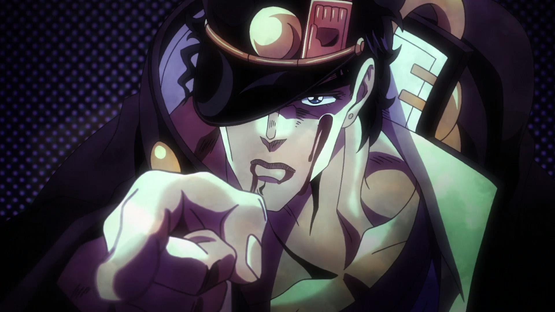 Kujo Jotaro vs Kakyoin Noriaki (JoJo's Bizarre Adventure: Stardust  Crusaders) (Sub. Espa̱ol) РYouTube