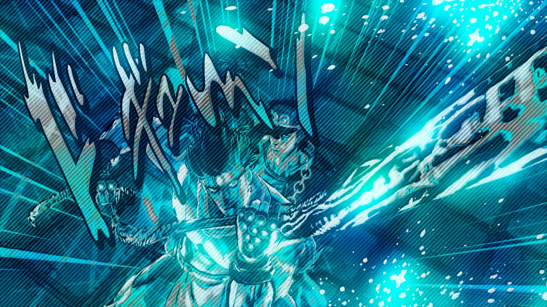 Anime – Jojo's Bizarre Adventure Noriaki Kakyoin Jotaro Kujo Hierophant  Green (Jojo's Bizarre Adventure)