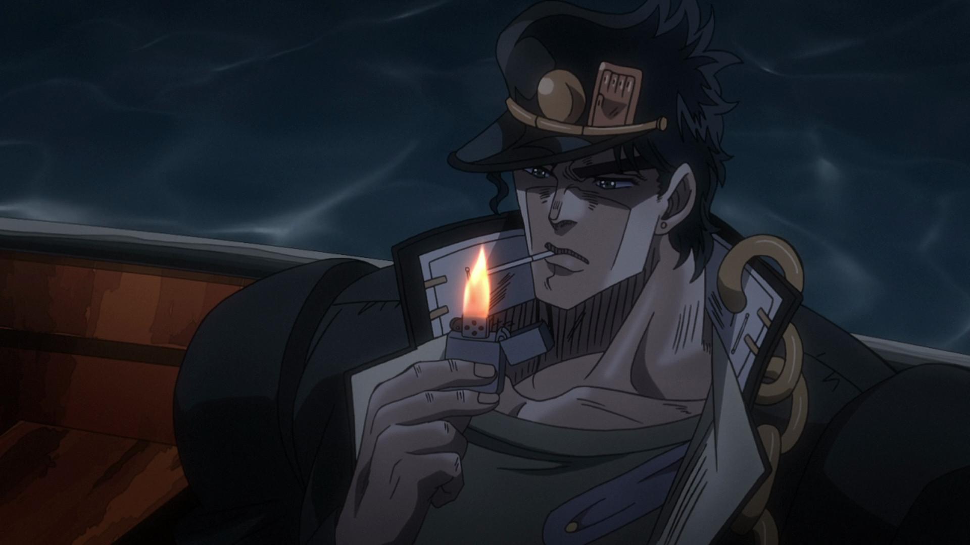 Jotaro smoking anime.png