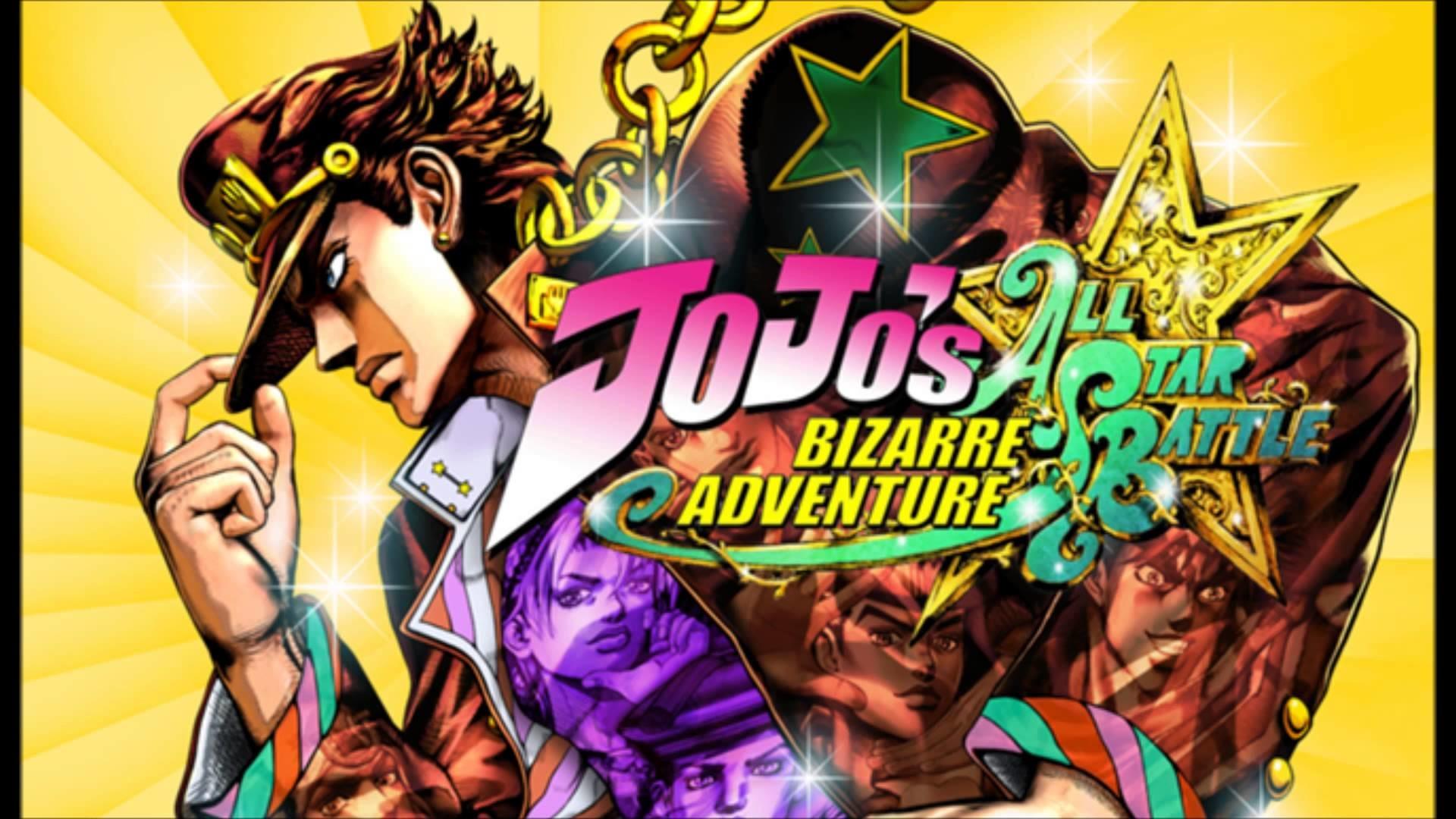 Heritage for the Future / Jotaro Kujo – JoJo's Bizarre Adventure: All Star  Battle – OST