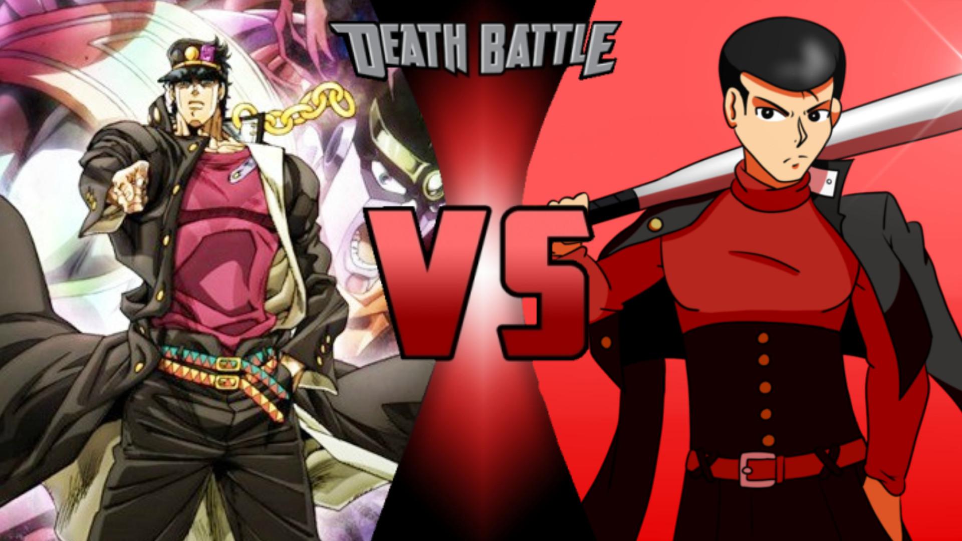 Jotaro Kujo vs. Metal Bat | Death Battle Fanon Wiki | FANDOM powered by  Wikia