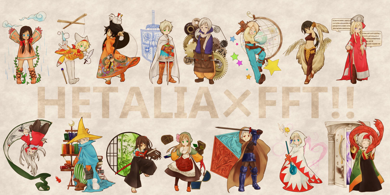 Axis Powers Hetalia wallpaper | | 38617 | WallpaperUP