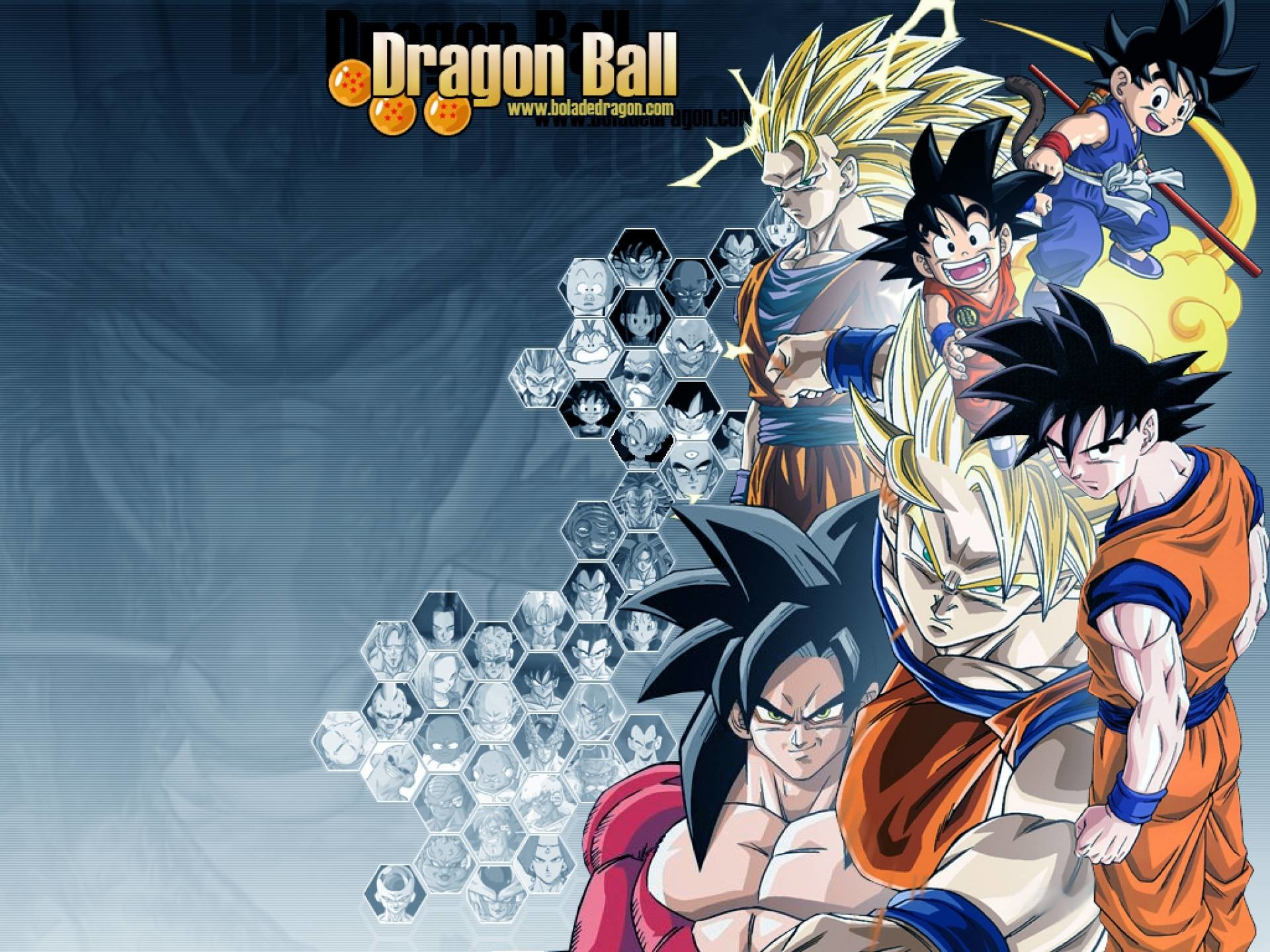 Pix For > Dragon Ball Z Hd Wallpapers 1080p Goku
