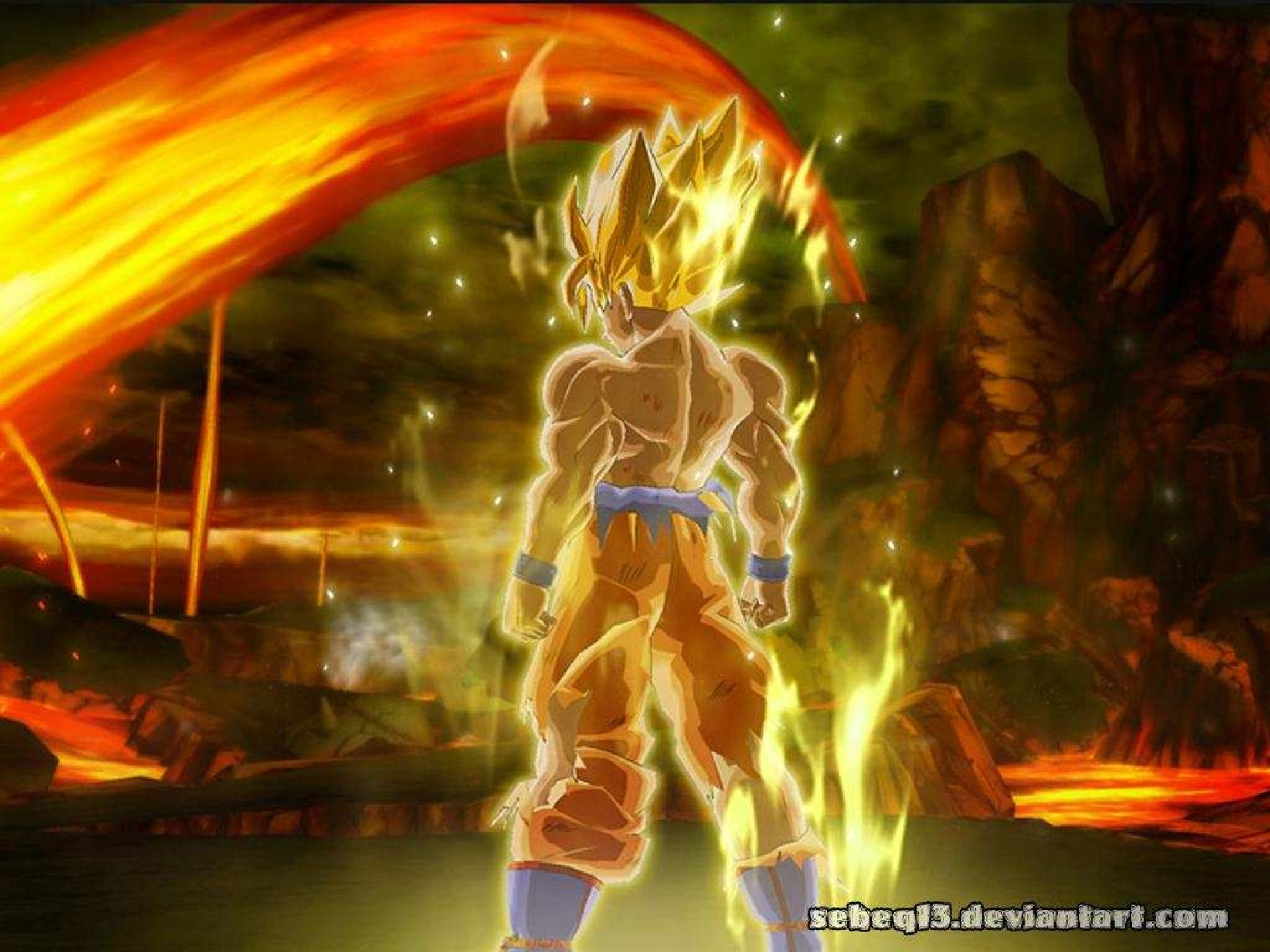 Dragon Ball Z Goku High Definition