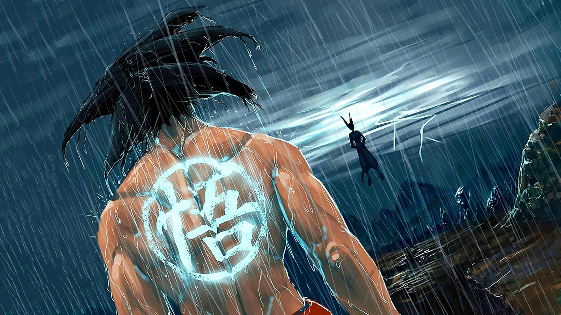 Free Download Goku Dragon Ball Z Picture.
