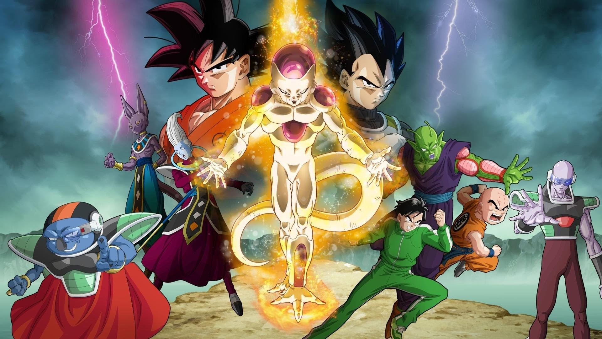 HD Wallpaper | Background ID:652855. Movie Dragon Ball Z:  Resurrection …