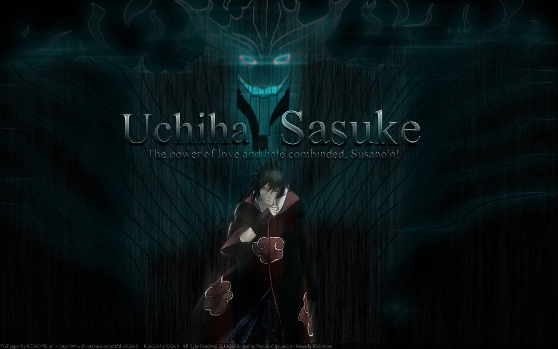 Sasuke Uchiha Wallpaper HD