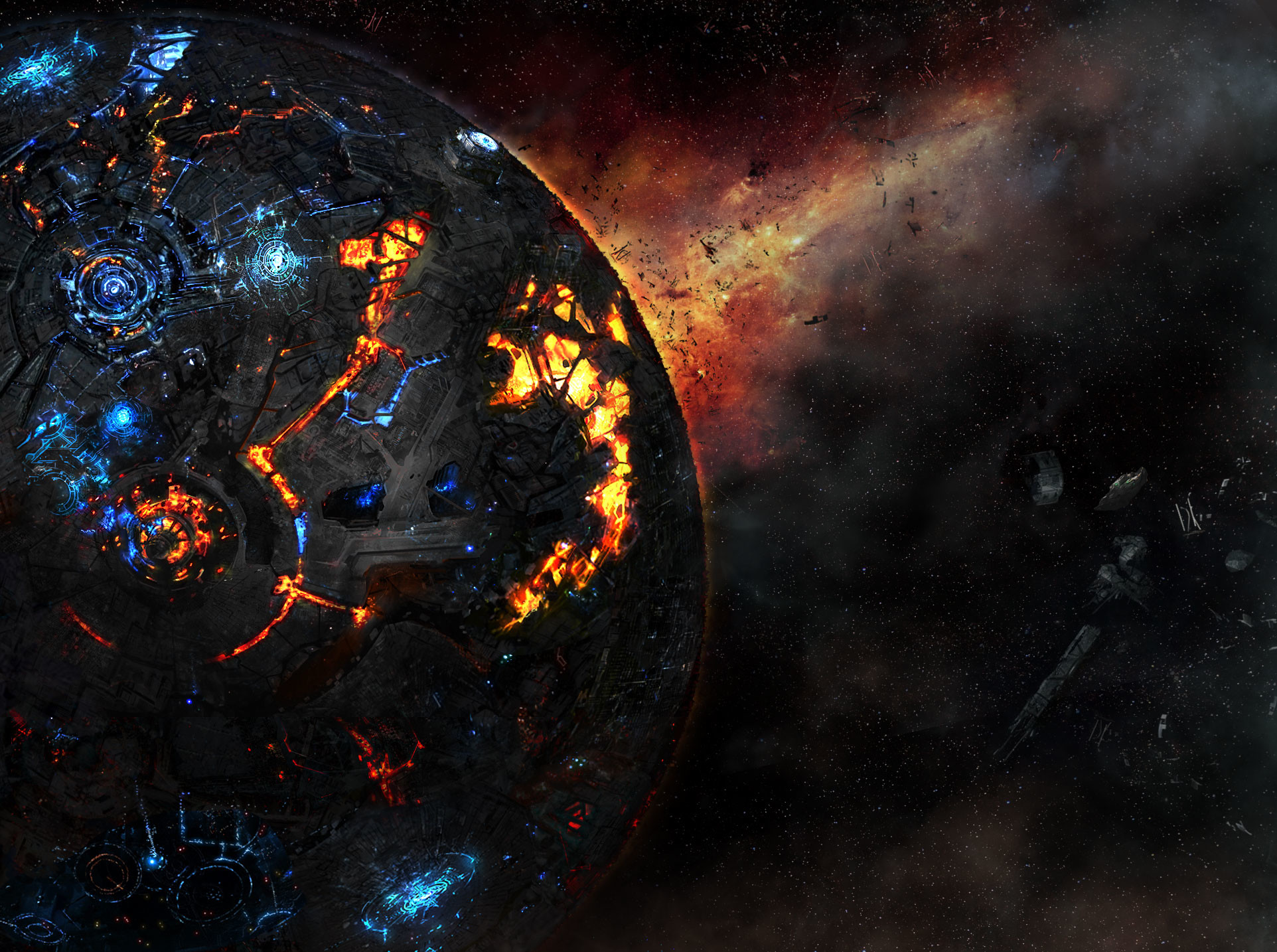 Fall of Transformers Cybertron Wallpapers HD Wallpaper