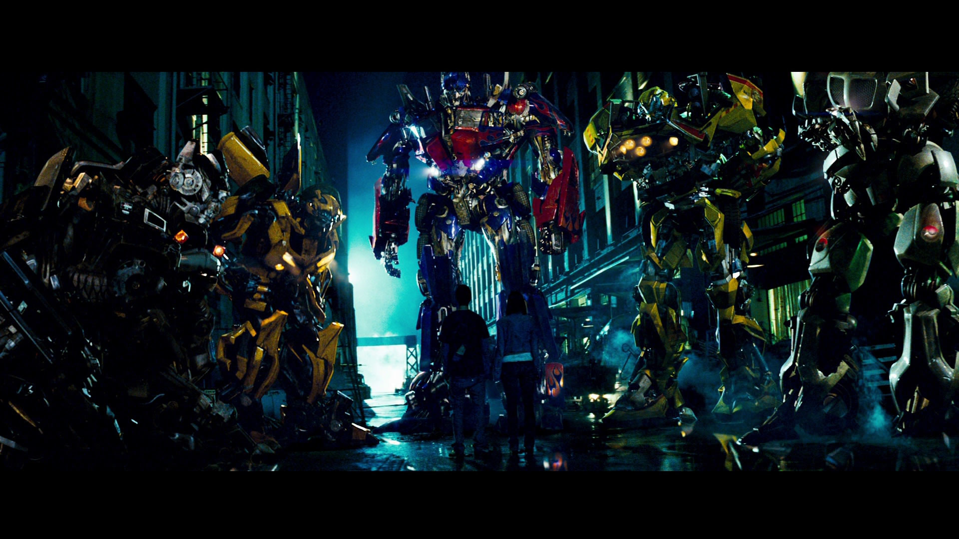 Transformers 3 Movie HD Wide Wallpaper for Widescreen (72 Wallpapers)