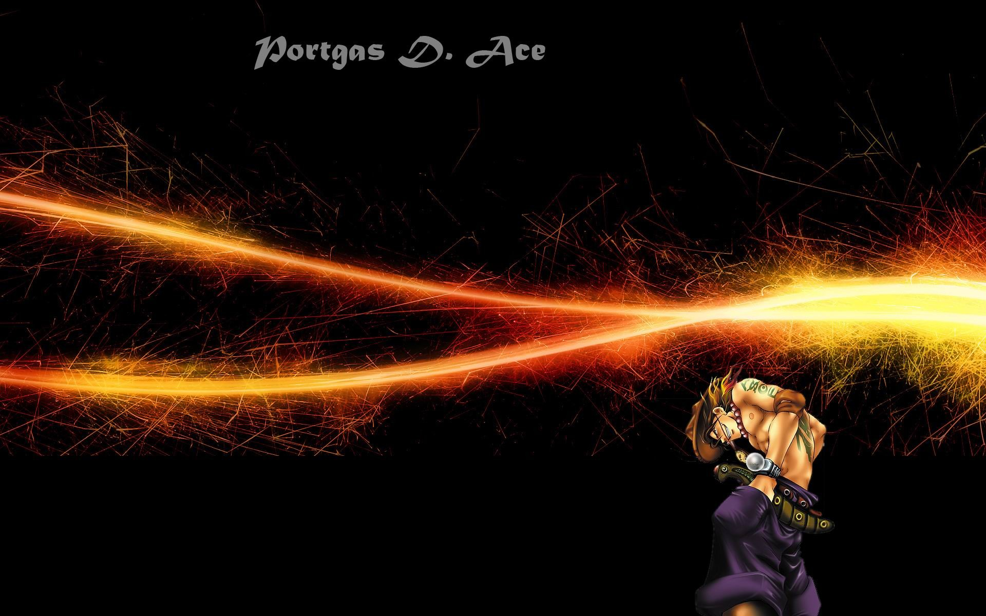 … One Piece Ace Wallpapers | Wallpaper Cave