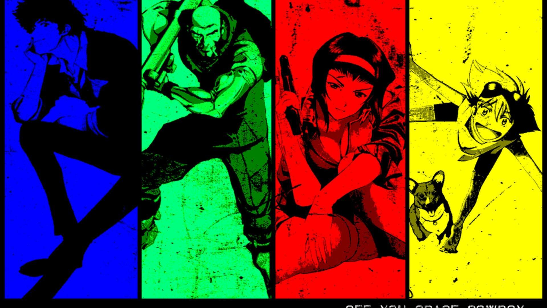 Cowboy Bebop Wallpaper collection