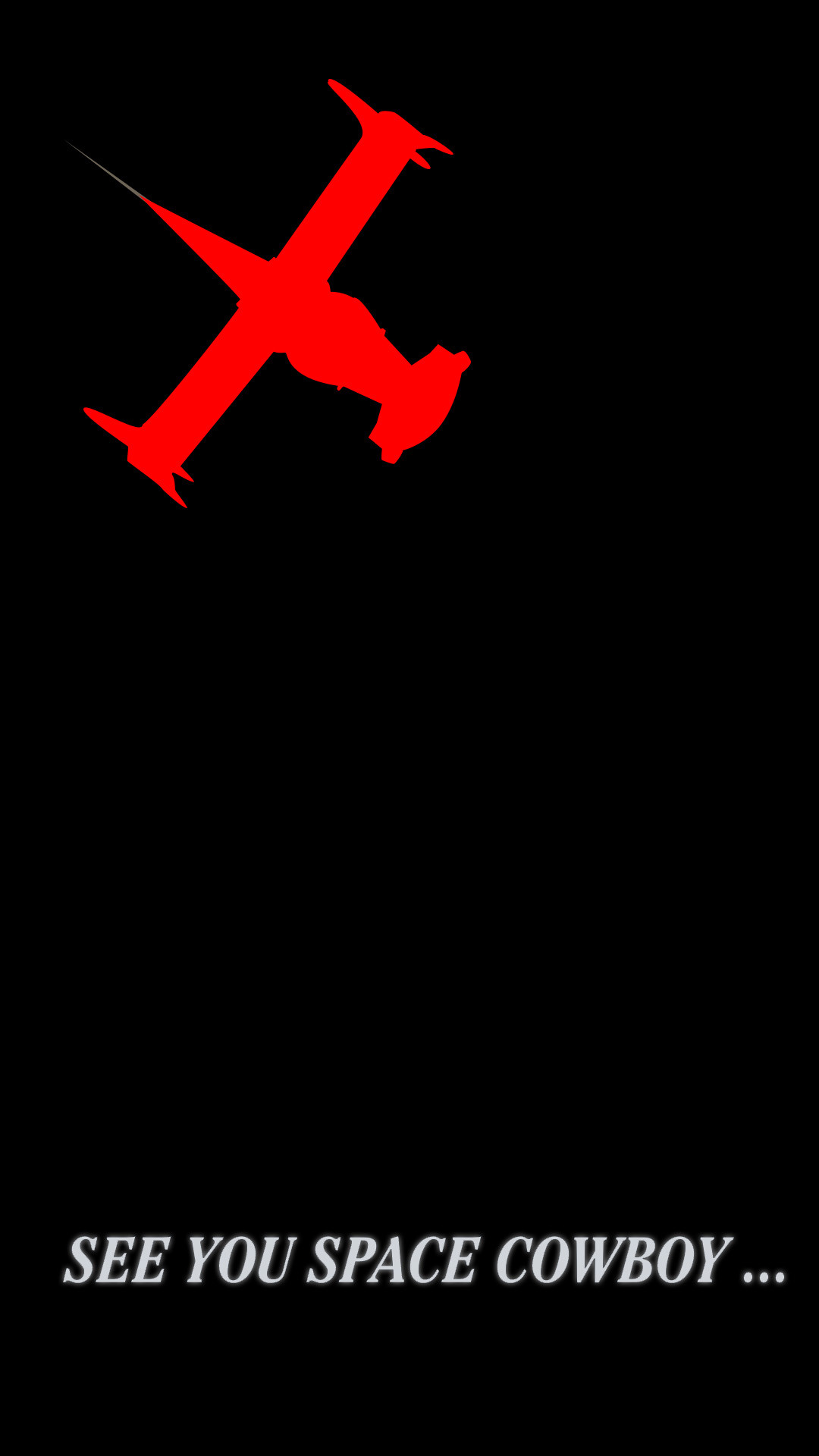 Cowboy Bebop Mobile Wallpaper I Made [1080×1920]