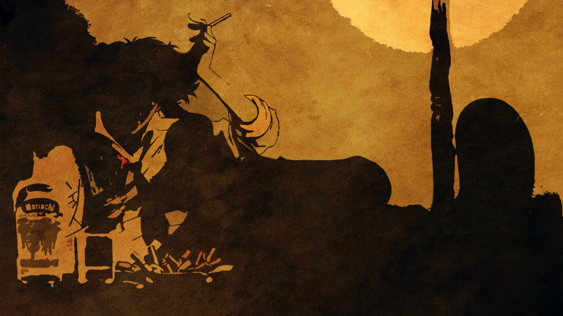 Full HD Wallpaper cowboy bebop graffiti, Desktop Backgrounds HD 1080p