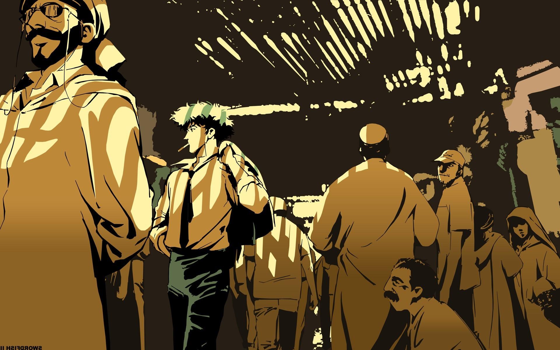 anime, Cowboy Bebop, Spike Spiegel Wallpapers HD / Desktop and Mobile  Backgrounds