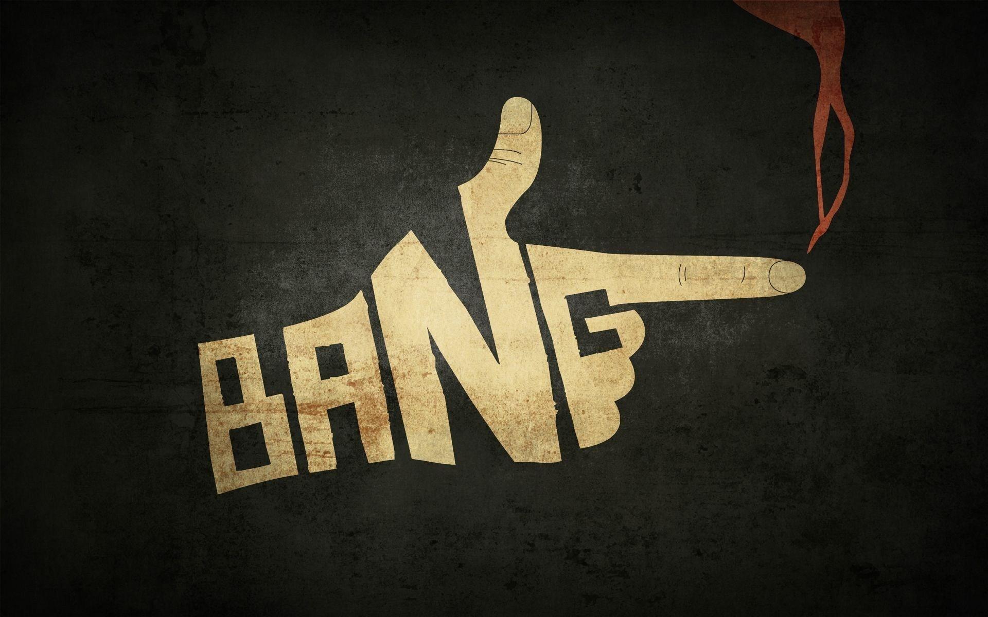 Cowboy Bebop, Typography, Smoke, Grunge Wallpaper