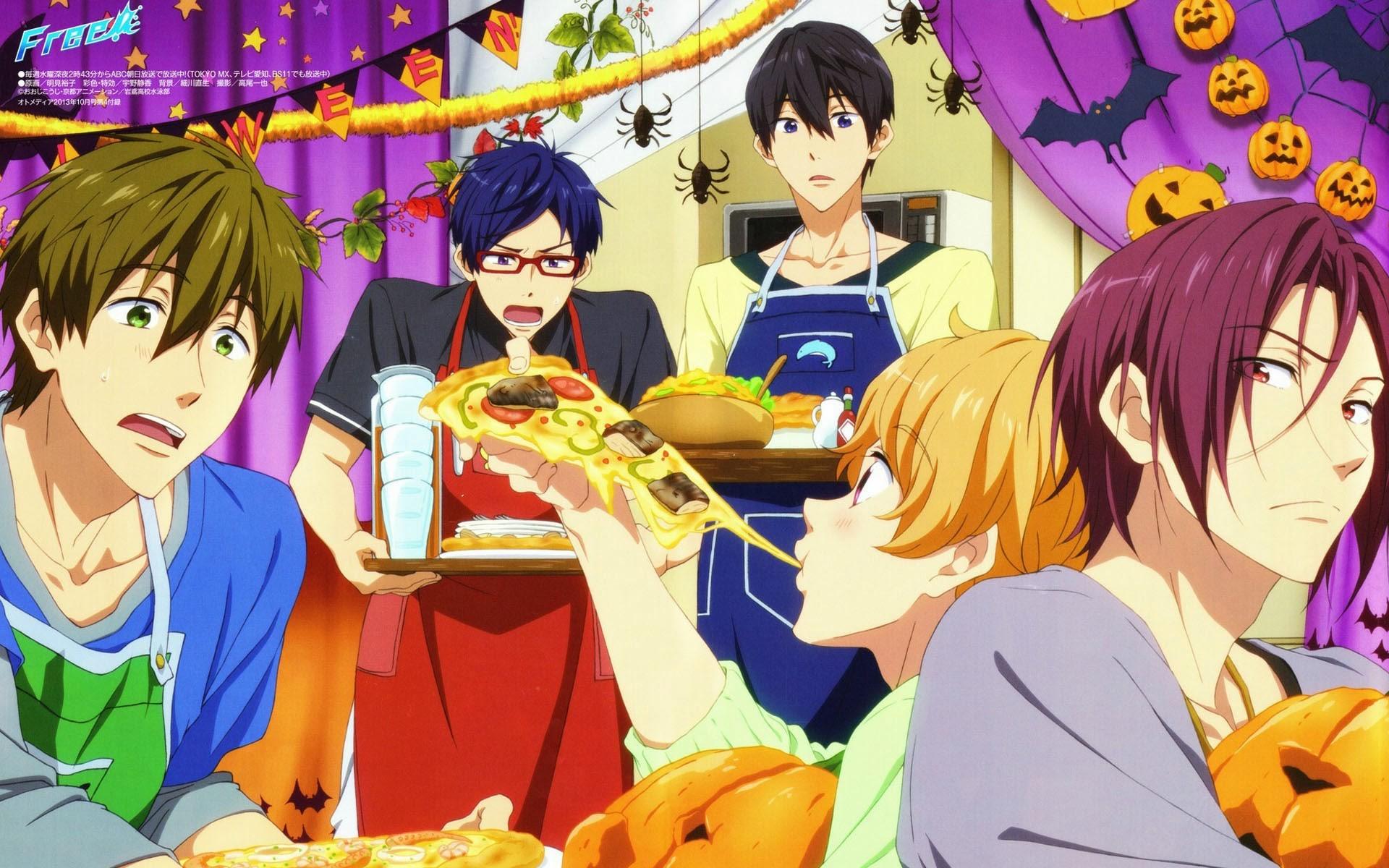 Free Anime Wallpaper HD