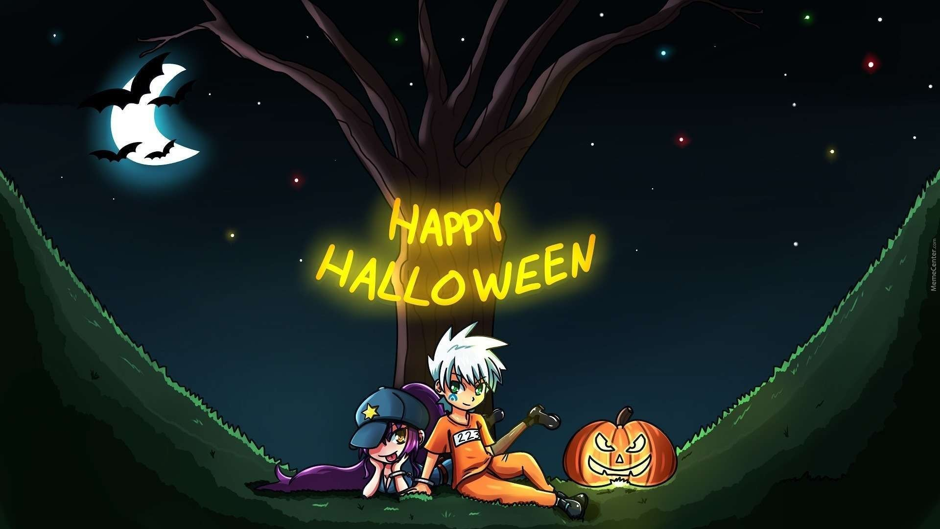 Anime Halloween 1080p