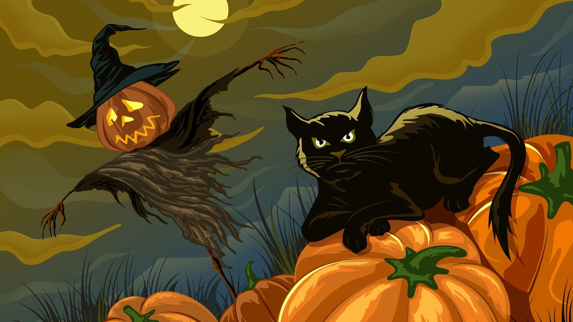 halloween wallpapers anime. Â«Â«