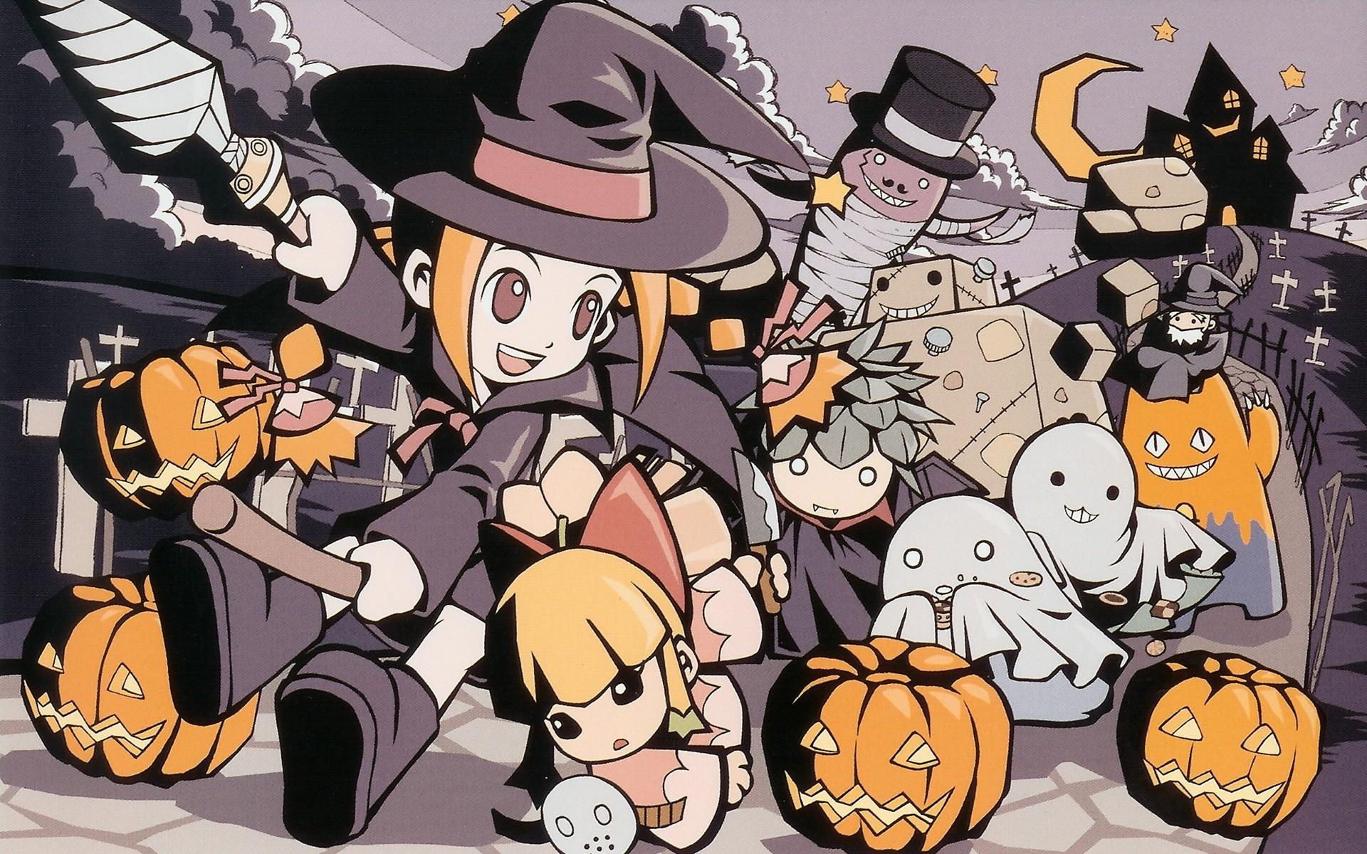 Ouran Koukou Host Club Halloween Source · Halloween 2015 gallery05 : Manga  Basement