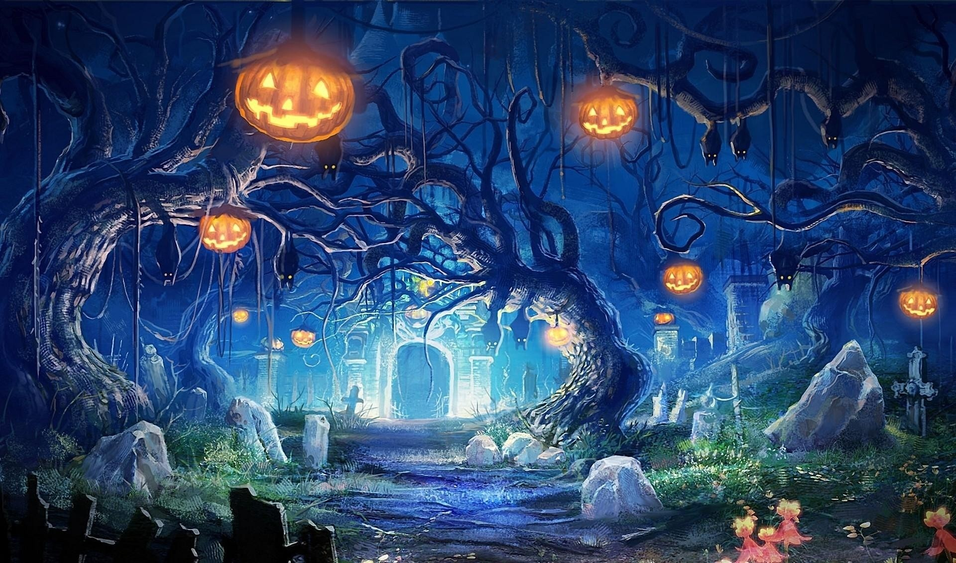 Holiday – Halloween Wallpapers and Backgrounds